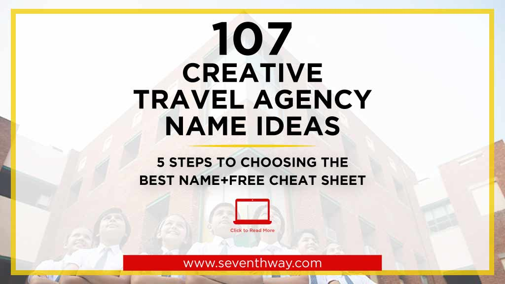 creative travel agency names