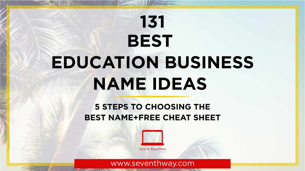 name suggestions for education academy name