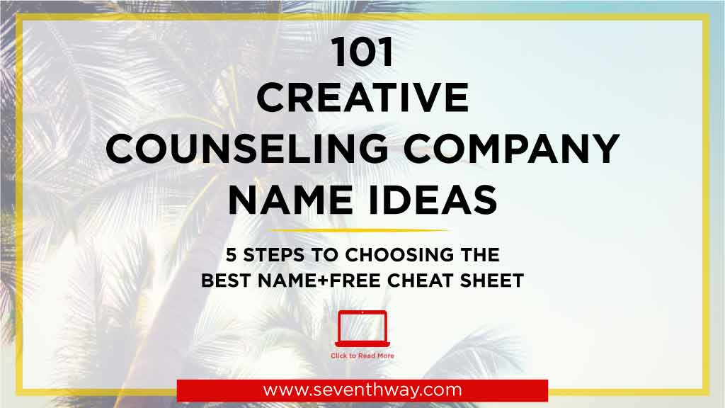 counselling business